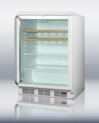 Brand: SUMMIT, Model: SCR600LSHWOPUB, Color: White