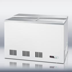 Brand: SUMMIT, Model: SCFR70BC, Style: Commercial frost-free back bar chest cooler