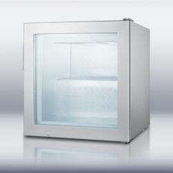 Brand: SUMMIT, Model: SCFU386CSSVK, Style: Compact commercial vodka chiller