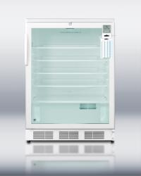 Brand: SUMMIT, Model: SCR600LMED, Color: White