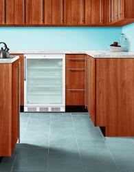 Brand: SUMMIT, Model: SCR600LBITB, Color: White