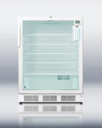 Brand: SUMMIT, Model: SCR600LBIPLUSADA, Color: White