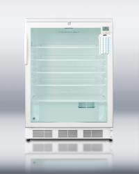 Brand: SUMMIT, Model: SCR600LBIPLUS, Color: White