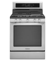 Brand: KITCHENAID, Model: KGRS303BWH, Color: Stainless Steel