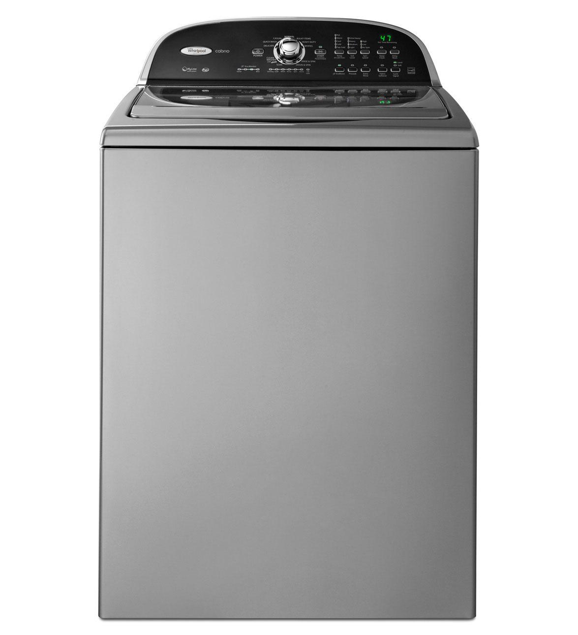 Whirlpool WTW5700AC 3.6 Cu. Ft. Cabrio(r) Top Load Washer