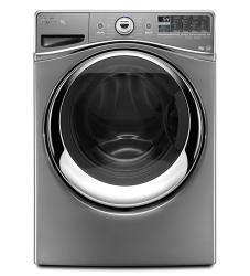 Brand: Whirlpool, Model: WFW96HEAW, Color: Chrome Shadow