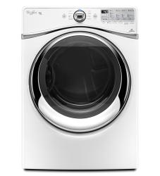 Brand: Whirlpool, Model: WED94HEAC, Color: White