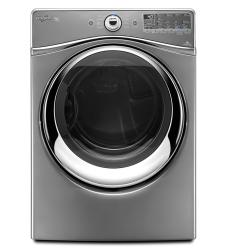 Brand: Whirlpool, Model: WED94HEA, Color: Chrome Shadow