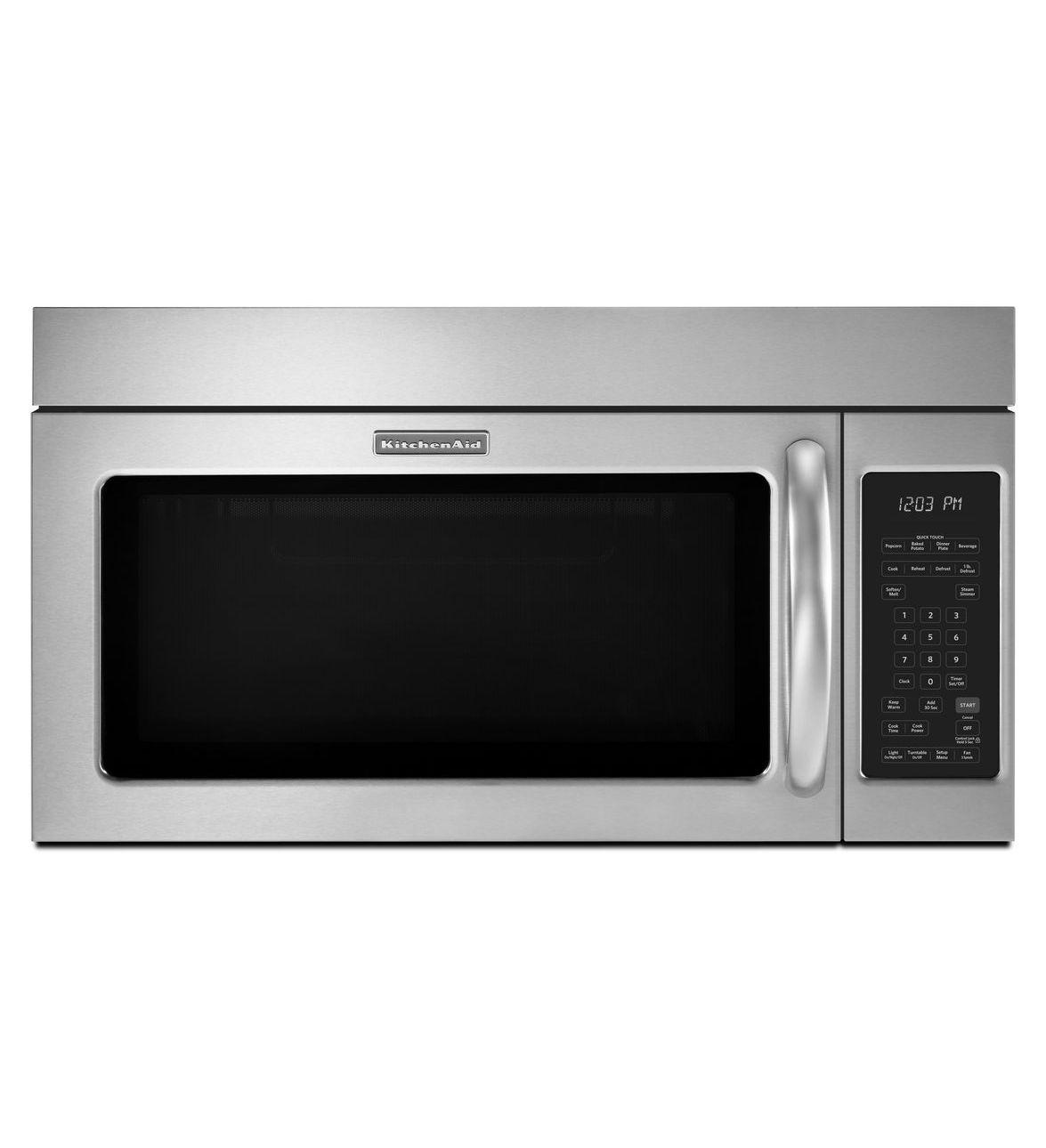 Khms2040bss Kitchenaid Khms2040bss Over The Range