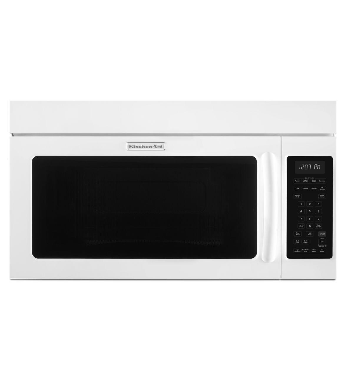 Khms2040bss kitchenaid khms2040bss over the range for Kitchenaid microwave