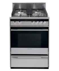 Brand: Fisher Paykel, Model: OR24SDMBGX2, Color: Stainless Steel
