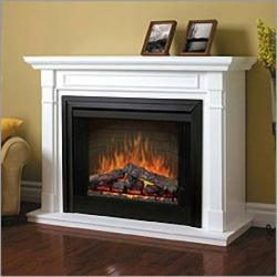 Brand: Dimplex, Model: BF39STPBCW2, Color: White