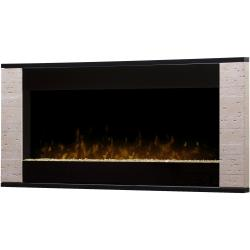 Brand: Dimplex, Model: DWF1205TR, Style: 43-Inch Wall Mount Electric Fireplace