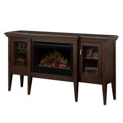 Brand: Dimplex, Model: GDS251253EX, Style: Glass Ember Bed