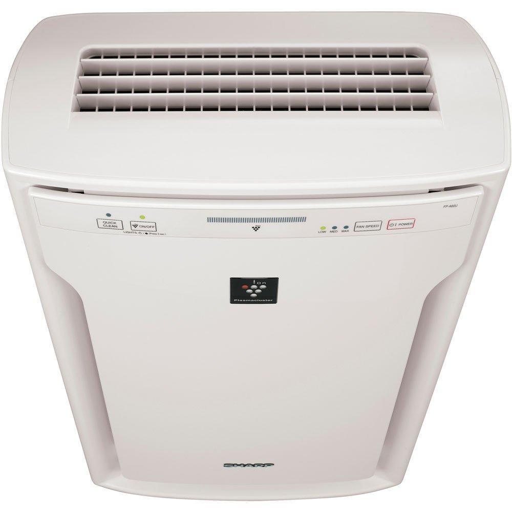 Fpa60uw Sharp Fpa60uw Plasmacluster Series Air Purifiers