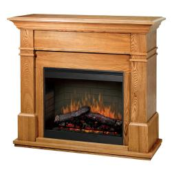 Brand: Dimplex, Model: , Color: Oak