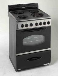 Brand: Avanti, Model: ER2403CB, Color: Stainless Steel