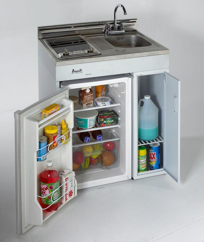 Avanti Mini Kitchen: Compact Kitchens