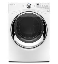 Brand: Whirlpool, Model: WED88HEAC, Color: White