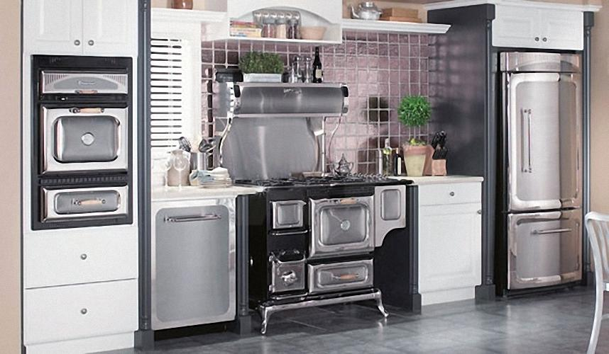 5210 Heartland 5210 Classic Collection Dual Fuel Ranges