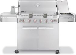 Brand: WEBER, Model: 1780301, Fuel Type: Liquid Propane