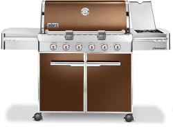 Brand: WEBER, Model: 1752001, Fuel Type: Copper Liquid Propane