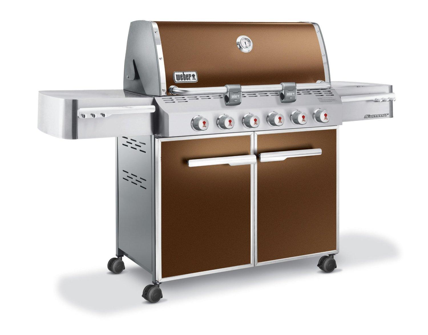 1752001 weber 1752001 summit grills copper liquid propane. Black Bedroom Furniture Sets. Home Design Ideas