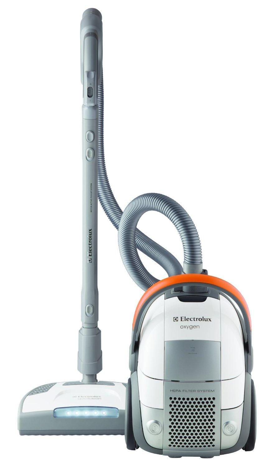 Electrolux El6988ezx Canister Vacuum Cleaner With 12 Amps