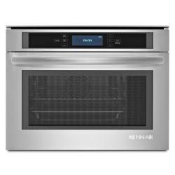 Brand: Jenn-Air, Model: JBS7524BS, Style: 24-Inch Steam and Convection Wall Oven