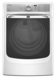 Brand: MAYTAG, Model: MED8000A, Color: White