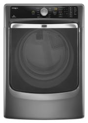 Brand: MAYTAG, Model: MED8000A, Color: Stainless Steel