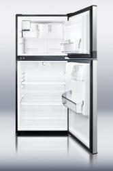 Brand: SUMMIT, Model: FF874IM, Color: Stainless Steel without Ice Maker