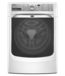 Brand: MAYTAG, Model: MHW8000AG, Color: White