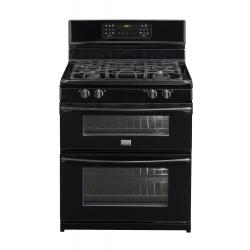 Brand: FRIGIDAIRE, Model: FGGF301DNW, Color: Black