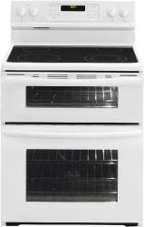 Brand: Frigidaire, Model: FGEF301DNB, Color: White