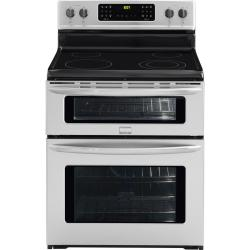 Brand: Frigidaire, Model: FGEF301DNB, Color: Stainless Steel