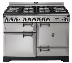 Brand: AGA, Model: ALEG44DFIVY, Color: Stainless Steel