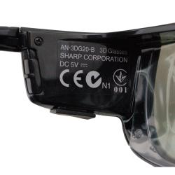 Brand: Sharp Electronics, Model: AN3DG20B