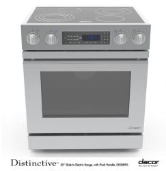 Brand: Dacor, Model: DR30EIS, Style: Flush Handle