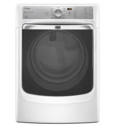 Brand: MAYTAG, Model: MGD8000AG, Color: White
