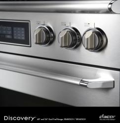 Brand: Dacor, Model: ER48DCSCHNG