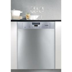 Brand: MIELE, Model: G5105SCSS, Style: Full Console Dishwasher
