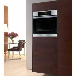Brand: MIELE, Model: H4684BSS, Color: Stainless Steel