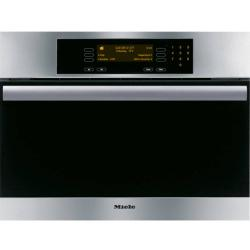 Brand: MIELE, Model: DG4086WH, Color: Stainless Steel