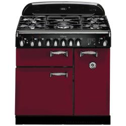 Brand: AGA, Model: ALEG36DF, Color: Cranberry