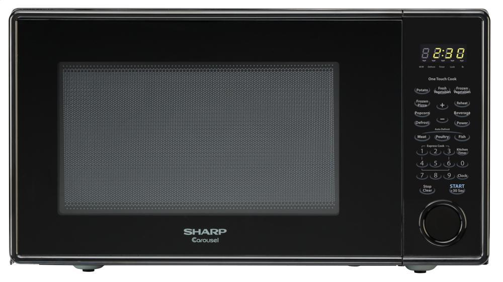 R331zs Sharp R331zs Countertop Microwaves Stainless Steel