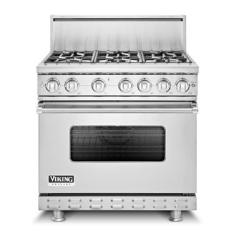 Brand: Viking, Model: BVGRC8366BWSS, Color: Stainless Steel