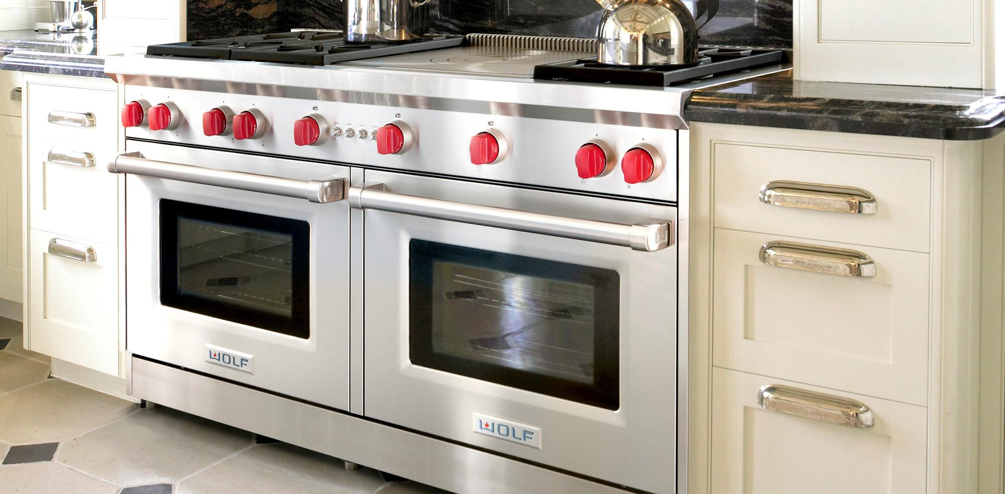 Wolf Gr606dg 60 Quot Pro Style Gas Range With 6 Dual Stacked