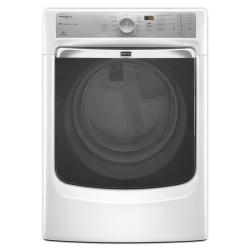 Brand: MAYTAG, Model: MED6000AW, Color: White