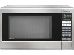 Brand: PANASONIC, Model: NNSN661, Color: Stainless Steel
